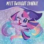 MLP Pony Life Amazon.com promo - Meet Twilight Sparkle 1