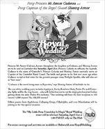 New York Times Royal Wedding ad April 2012