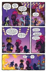 Nightmare Knights issue 3 page 4