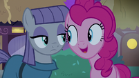 """Pinkie """"what about tomorrow morning?"""" S8E3"""