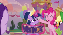 """Pinkie Pie """"it's a book of memories"""" S9E26"""