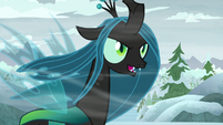"Queen Chrysalis ""almost there"" S9E8"