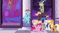"""Rainbow Dash """"well, that's a relief!"""" S9E17"""