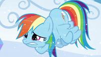 Rainbow freezing S6E2