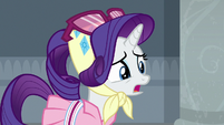 """Rarity """"oh, I'd love to help"""" S8E17"""
