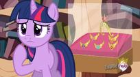 S03E13 Twilight i pomieszane Elementy