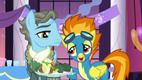 """Spitfire """"She just might beat your record"""" S5E15"""