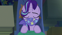 Starlight Glimmer goes back to sleep S8E19