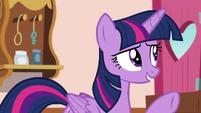 "Twilight Sparkle ""that's specific"" S7E23"