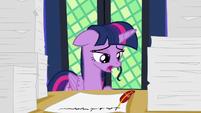 "Twilight Sparkle ""too many princess duties"" S7E22"