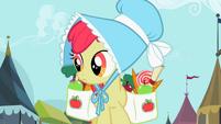 Apple Bloom strolling through town S2E12