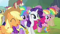 Mane 4 victorious -yeah!- S4E10