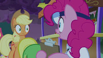 """Pinkie """"even if I was an actual doctor"""" S9E17"""