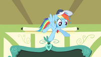 """Rainbow Dash """"I'll never forget it"""" S4E05"""