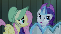 """Rarity """"who knew they would become"""" S7E26"""