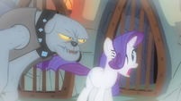 Rarity scared S1E19