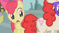 S01E12 Apple Bloom patrzy na znaczek Twist
