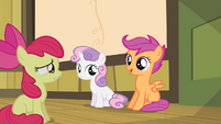 Scootaloo -we'll be here for you- S4E17
