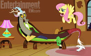 Sneak peek -Keep Calm and Flutter On- image from Entertainment Weekly