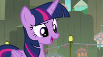 """Twilight """"why would you think that?"""" S8E6"""