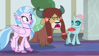 "Yona ""pony school waste of time!"" S8E1"
