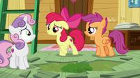 """Apple Bloom """"So..."""" S6E4"""