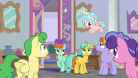 Cozy tells students to go back to class S8E26