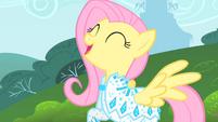 Fluttershy happy S1E20