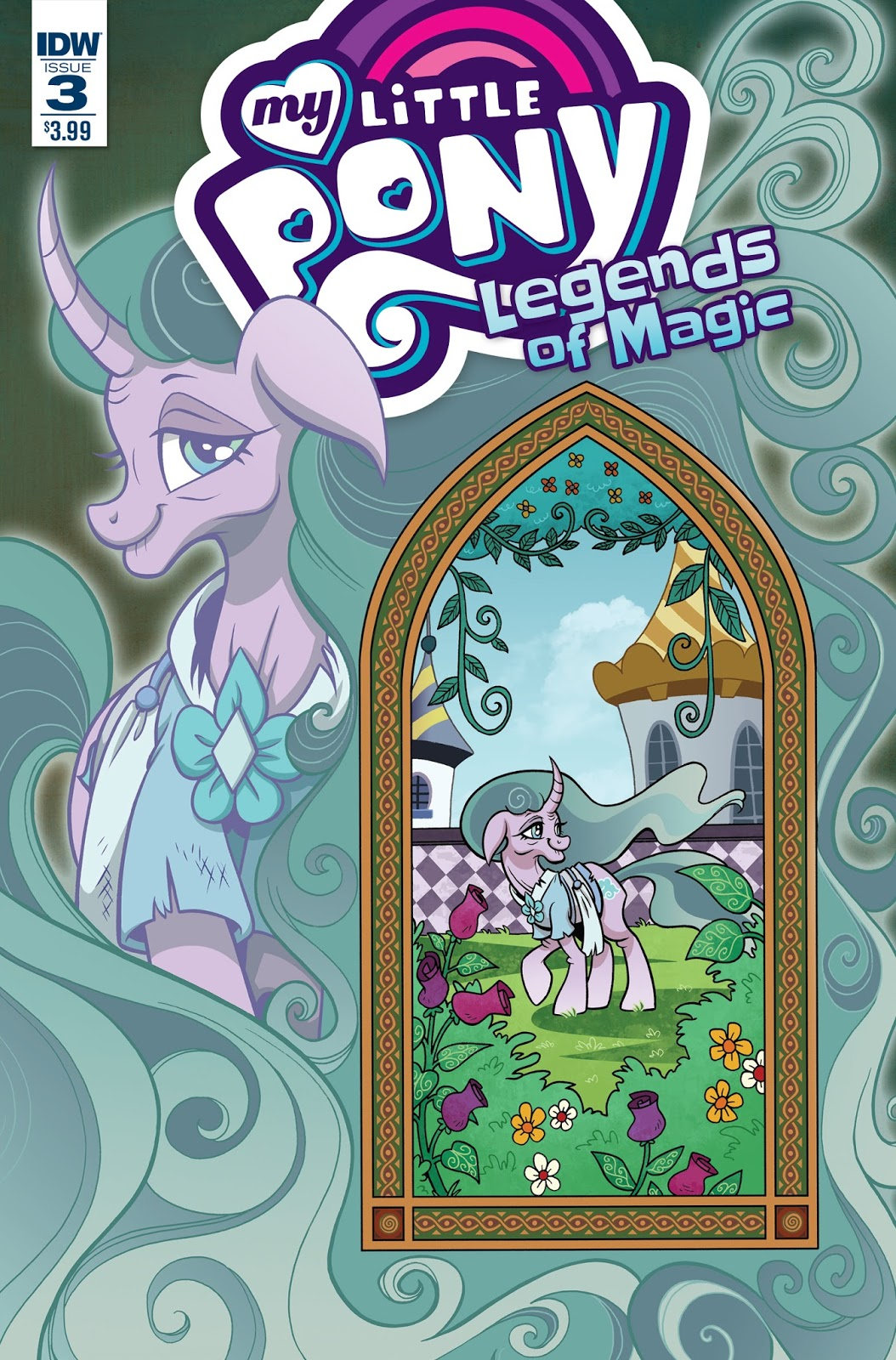 Legends of Magic Issue 3