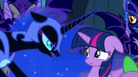 "Nightmare Moon ""But it is no less a fate..."" S5E26"