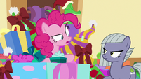 """Pinkie Pie """"I can't give one pony"""" MLPBGE"""