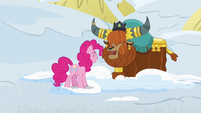 """Prince Rutherford """"yak hates that, too!"""" S7E11"""
