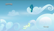 S06E24 Vapor Trail pomagająca Sky Stingerowi