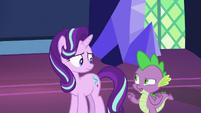 """Spike """"seem like the 'friendship' type"""" S7E26"""