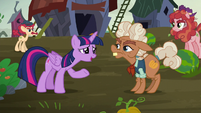 """Twilight """"could you please call off the pumpkining?"""" S5E23"""