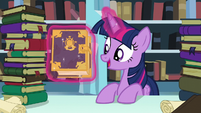 Twilight --Without this, I don't know-- S6E2