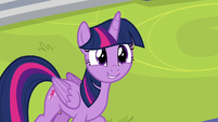 "Twilight Sparkle ""Princess Celestia is"" S8E7"