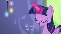 Twilight Sparkle --everypony will feel better-- S6E22