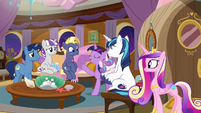 Twilight suggests something off the schedule S7E22