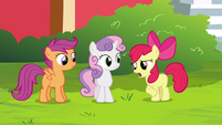 """Apple Bloom """"invitin' two ponies to Twilight Time"""" S4E15"""