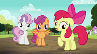 Apple Bloom -not exactly- S5E17