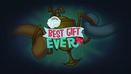 Best Gift Ever animated shorts title card BGES1.png