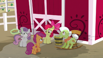 CMC and Granny see something huge coming S9E23