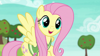 """Fluttershy """"do you think you'll be ready to play"""" S6E18"""