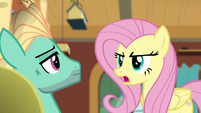 """Fluttershy """"finish something for once"""" S6E11"""