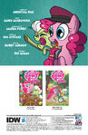 Friends Forever issue 27 credits page