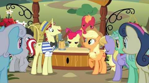 MLP FiM - The Flim Flam Brothers Song Ger 1080p Blu-ray