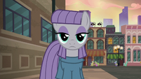 Maud Pie staring at Pouch Pony S6E3