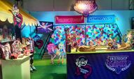 NYTF 2015 Friendship Games display 2