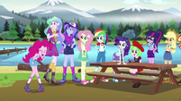 """Pinkie Pie excited """"adult supervision!"""" EG4"""